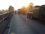 Crash on Highway 1 At Sumas Canal